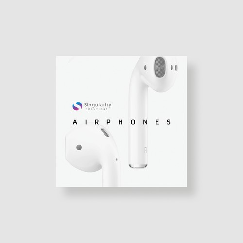 Box for wireless headphones