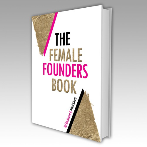 The Female Founders Book - Book Cover