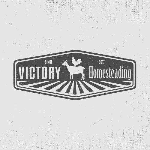 Urban farming logo