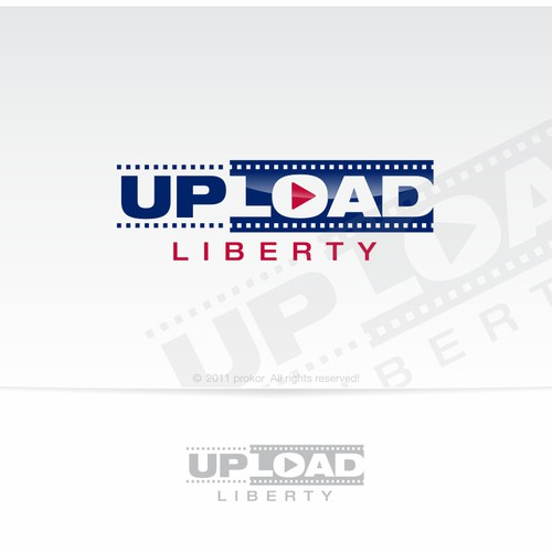 Create the next logo for Upload Liberty