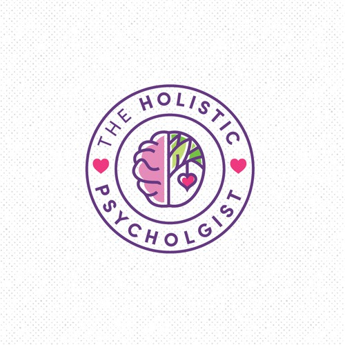 Logo for the Holistic Psy