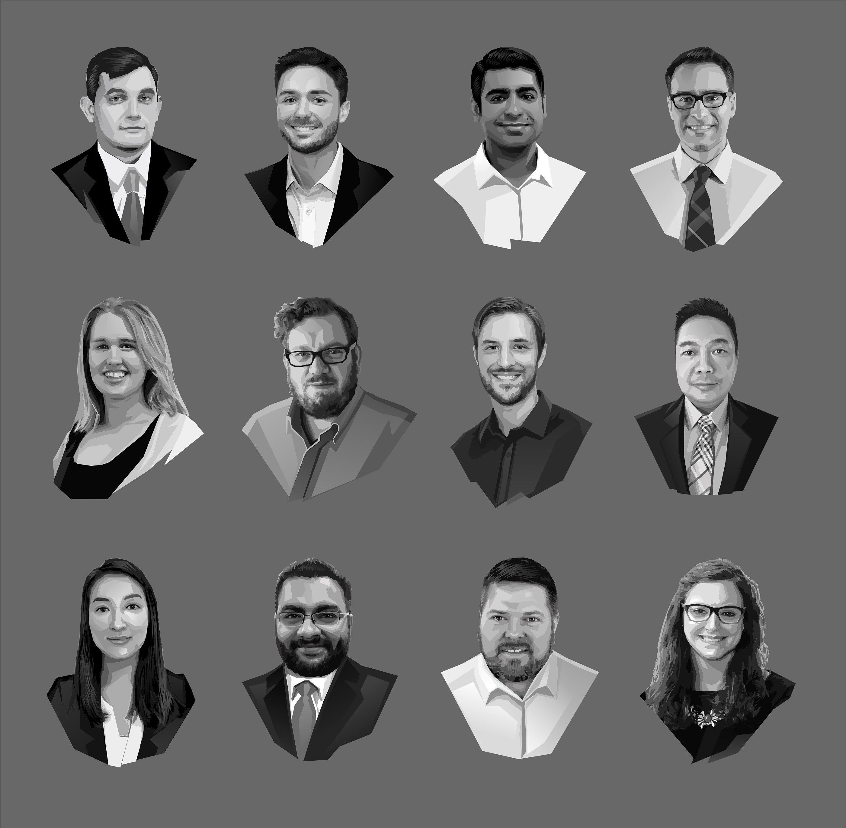 Internal Innovators - 11 people designs