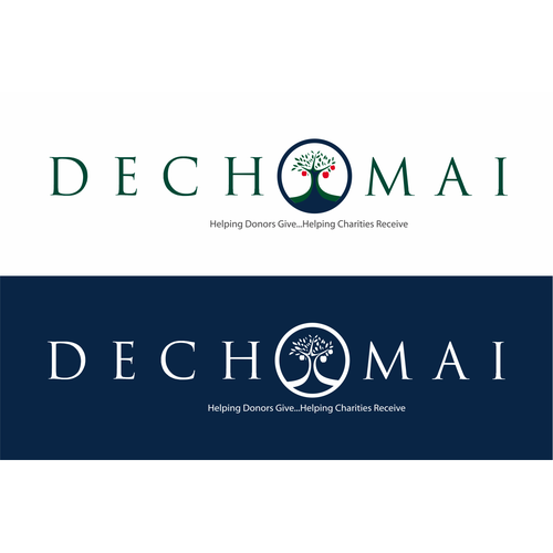 Logo for Dechomai