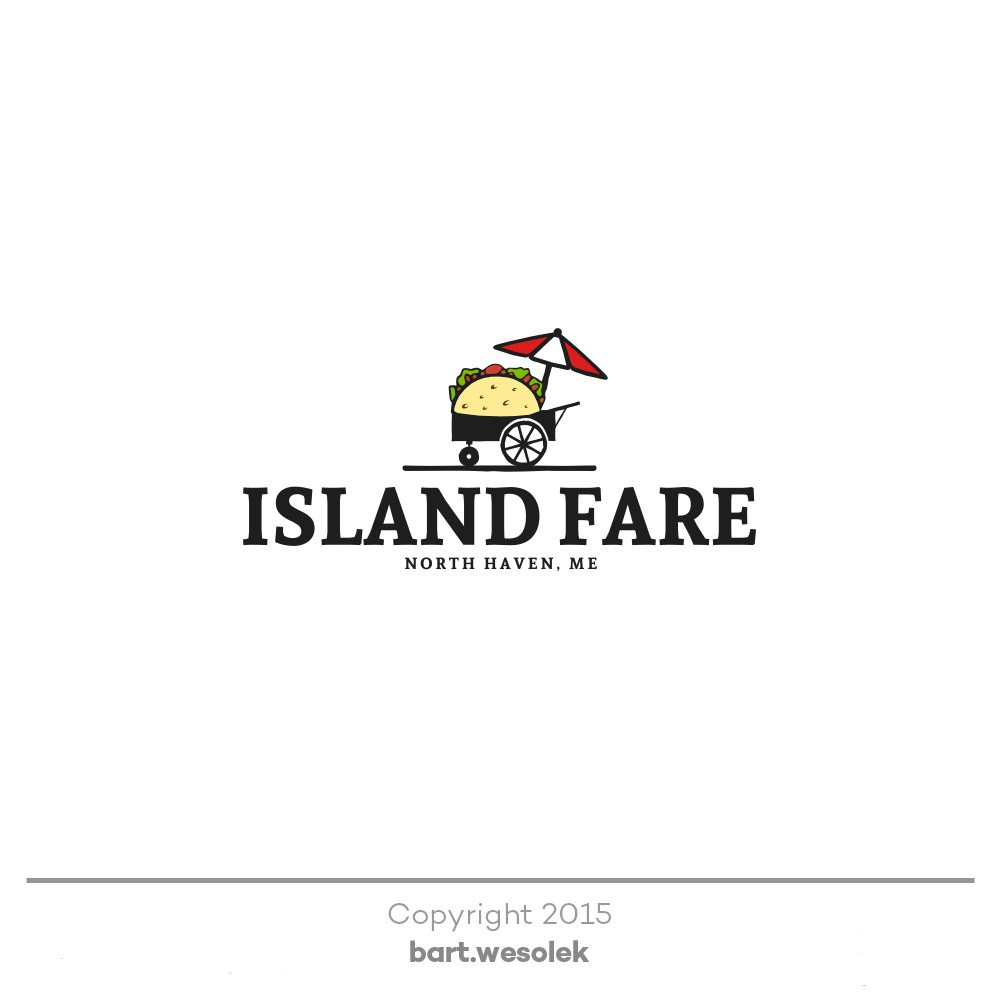 Maine Island Food Cart needs a logo!