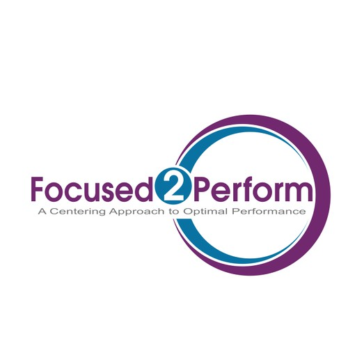 Help Focused 2 Perform with a new logo and business card