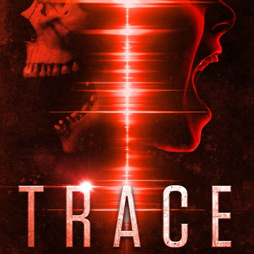 "Movie poster for horror film ""Trace"""