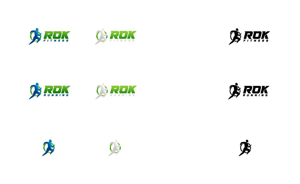 We need a powerful, eye-catching logo for our group fitness business