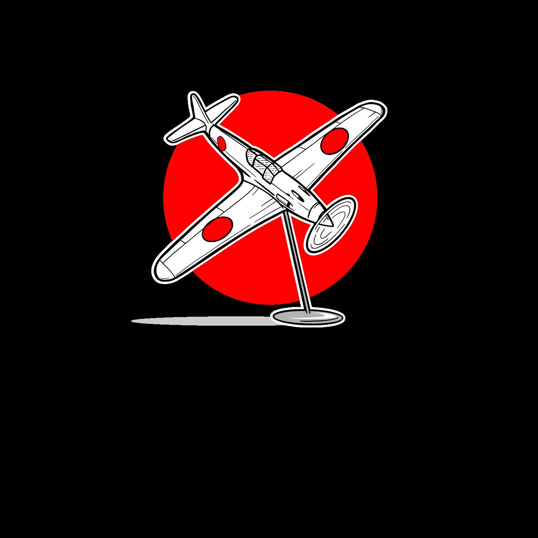 Logo design for scale models hobby shop