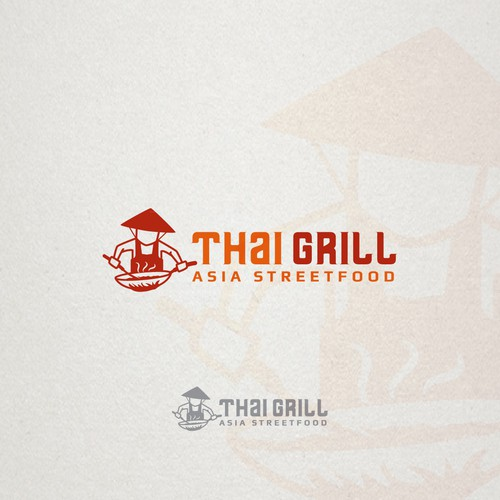 New Food Brand! We need a Design/Logo for our Thai Grill Konzept