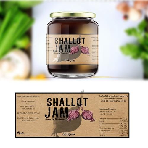 Shallot Jam