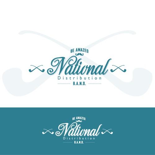 National Distribution B.A.N.D. logo