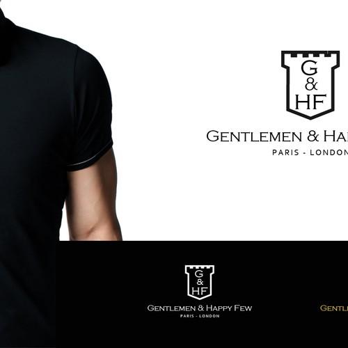 Améliorer le logo pour Gentlemen & Happy Few