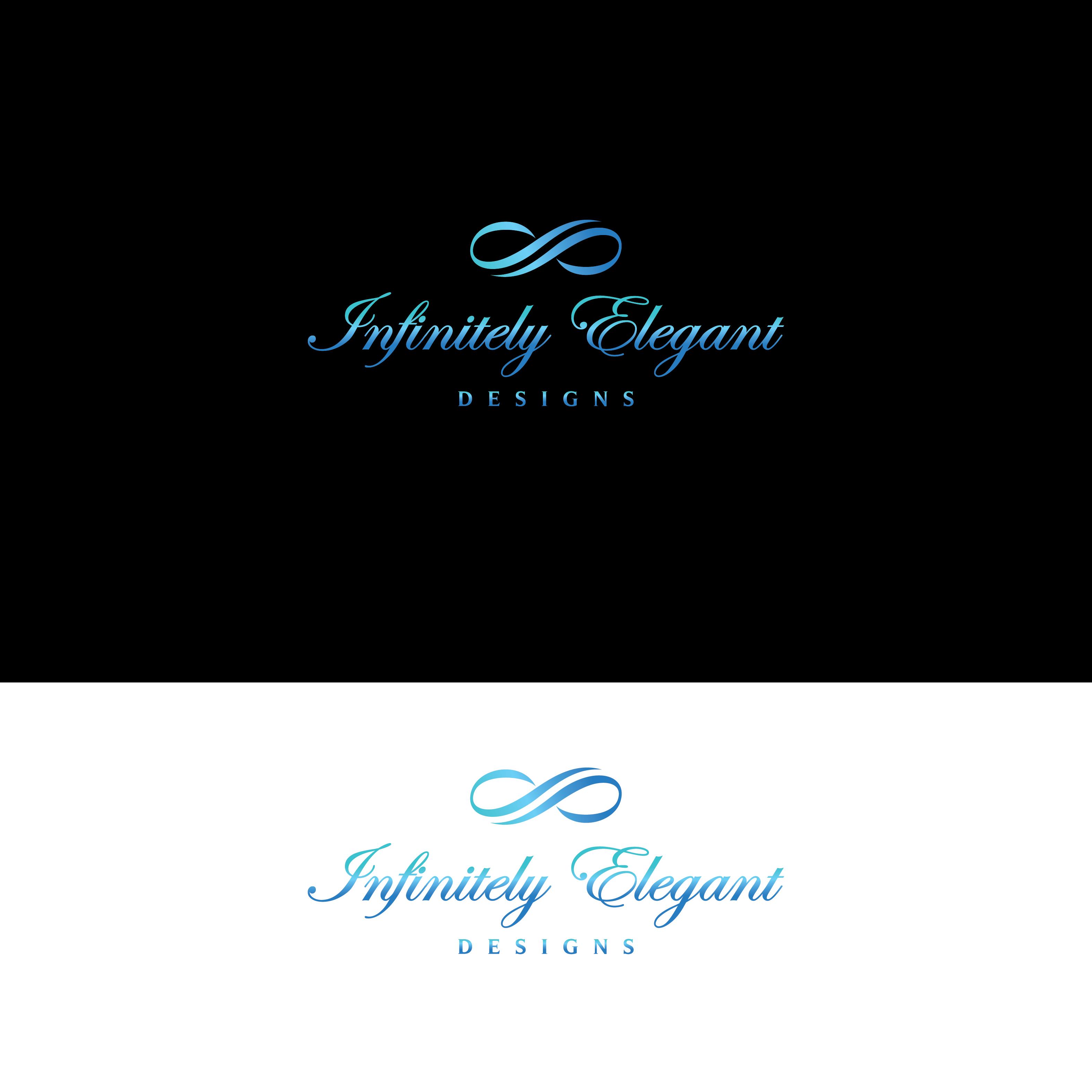 Unique logo for Infinitely Elegant Designs