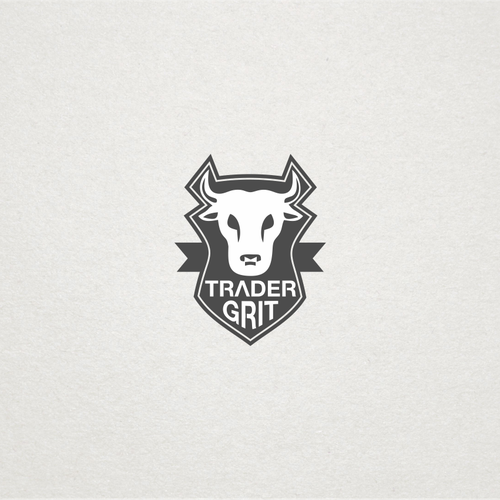 TraderGrit.com Website Logo *Need WOW* Creative Design