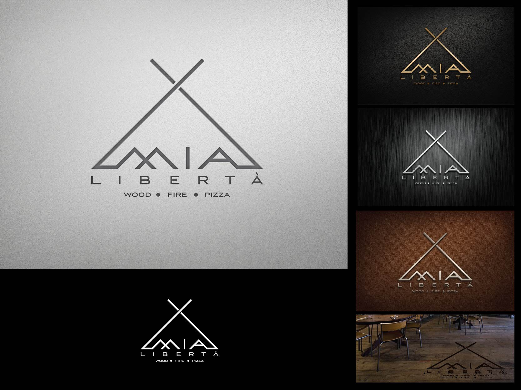 Mia libertà needs a new logo