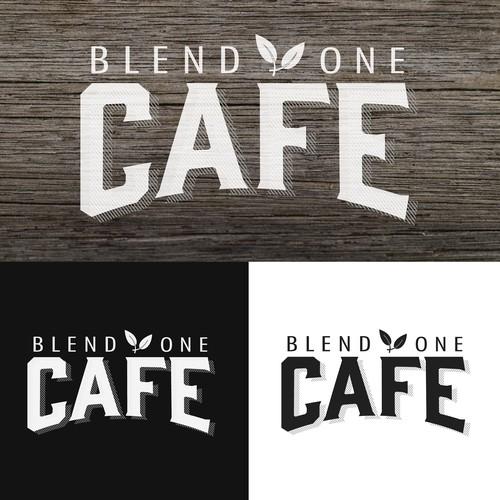 Blend One Cafe (Option #2)