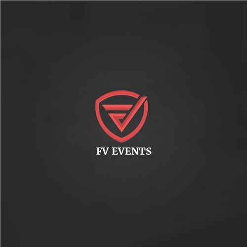 Minimal Logo for a Professional Event Management Company