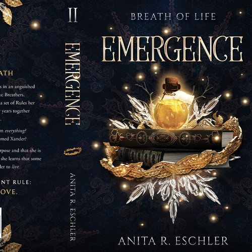 EMERGENCE - Breath of Life by Anita R. Eschler