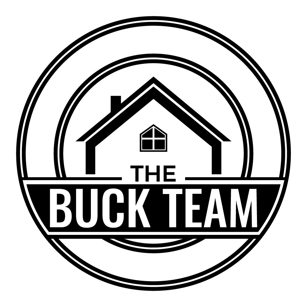 Create a Logo that pops for The Buck Team Real Estate