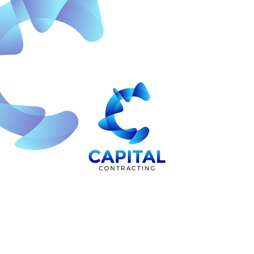 Logo for CAPITAL Contracting