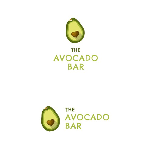 Logo for The Avocado Bar
