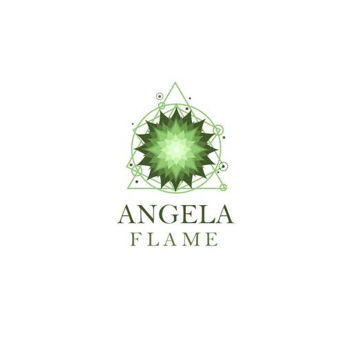 angelaflame logo