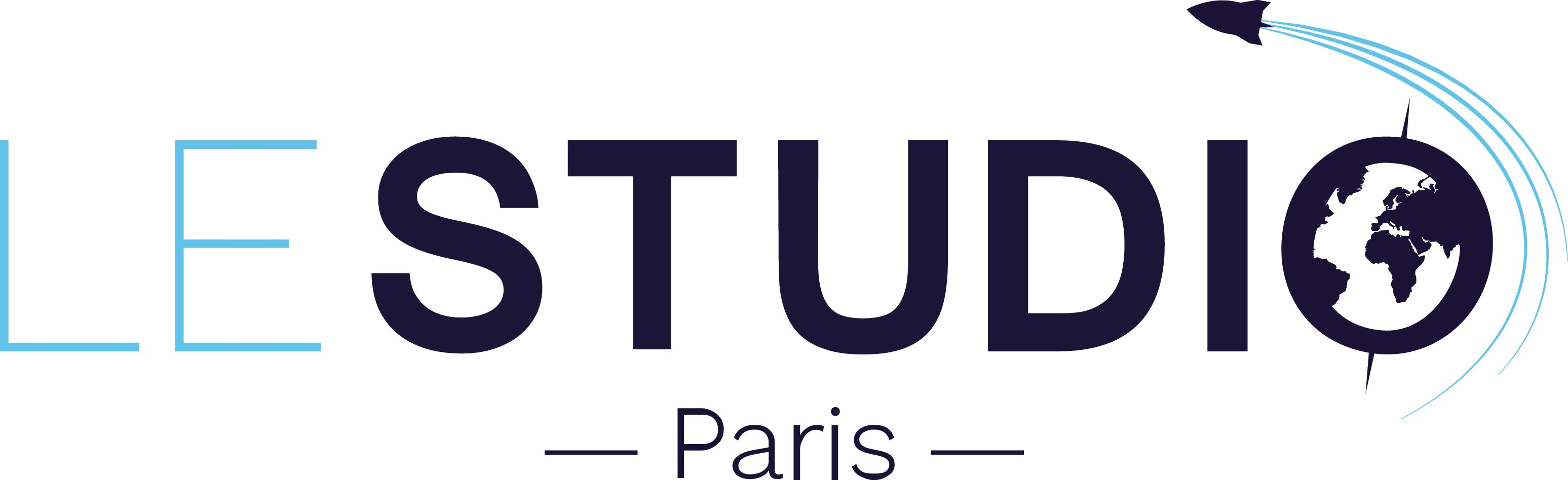Who creates the best Logo for the Startup Studio of tomorrow ? LE STUDIO.