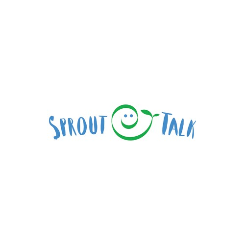 Logo Design for Sprout Talk.