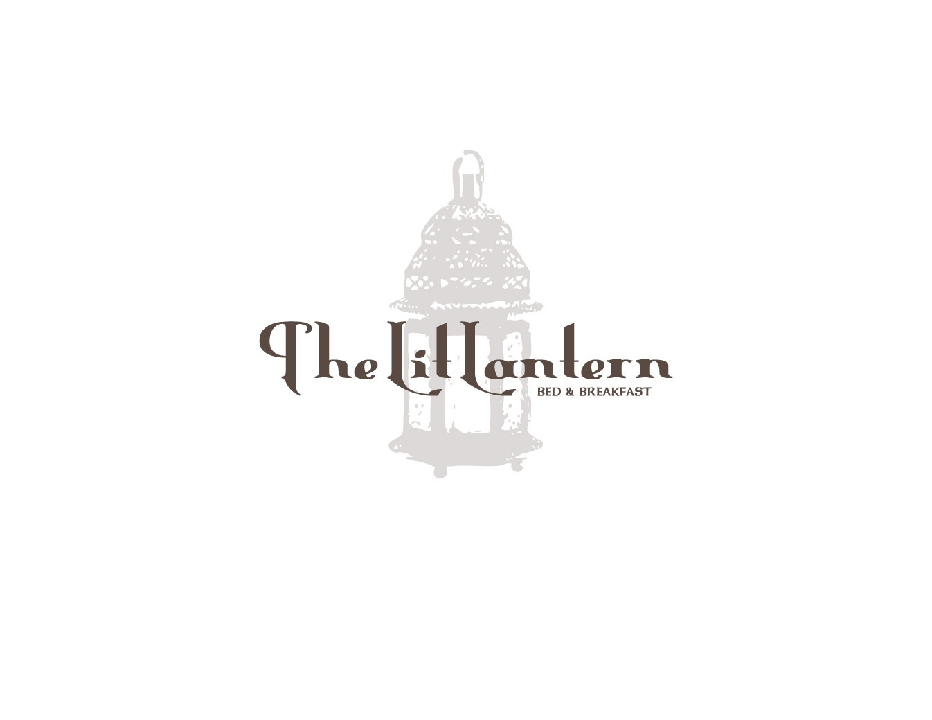 Help The Lit Lantern Bed and Breakfast with a new logo