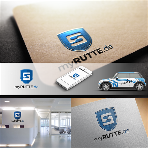 logo concept for myRUTTE.de