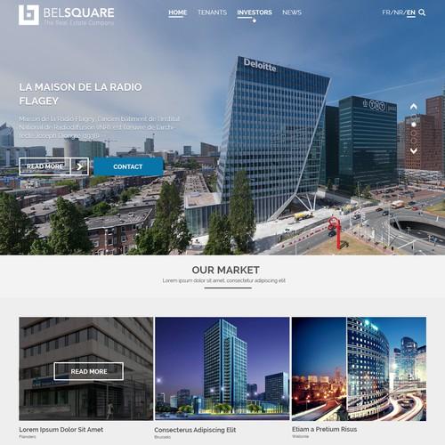 Property Agent Website