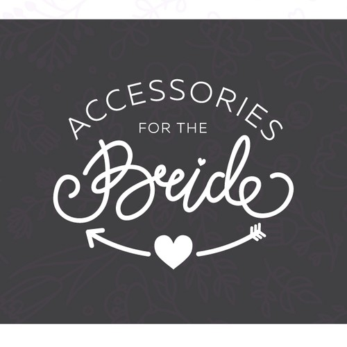 Accessories for the Bride Logo Design