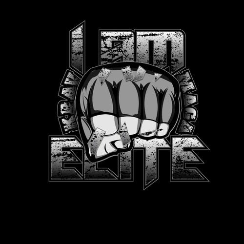 I AM ELITE  needs a new logo