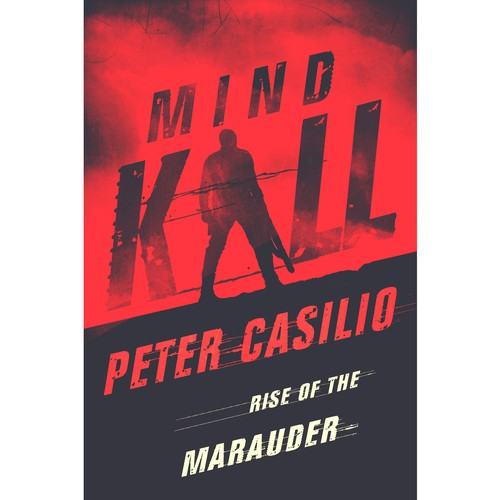 """Mind Kill"" book cover"