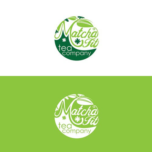Matcha Tea Company logo