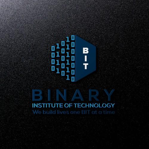 Logo Design for an IT School