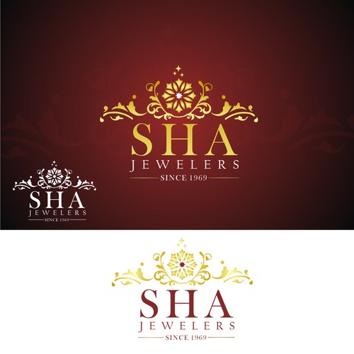 Sha Jewelers needs a new logo