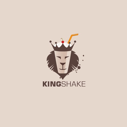 Amazing & smart lion logo design