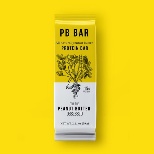Packaging: Protein Bar