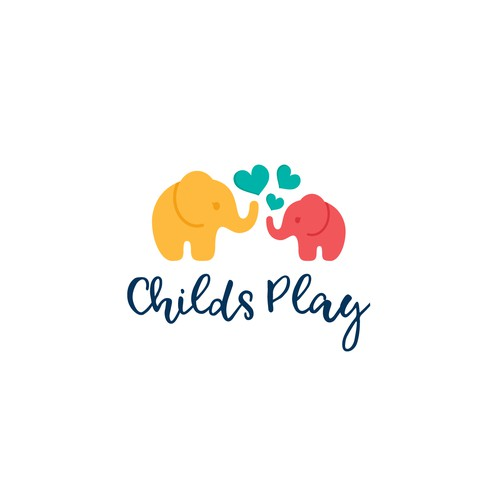 Logo for Childs play