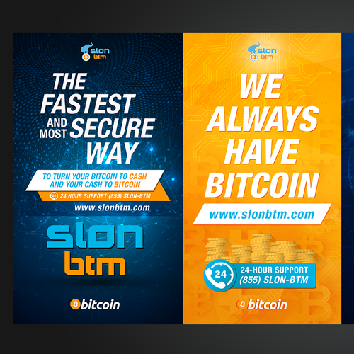 Slide Design for Slon BTM
