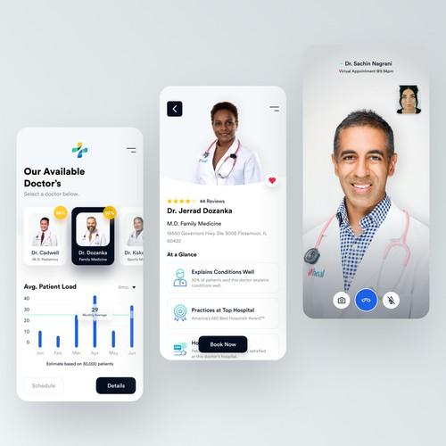 Mediq UI/UX