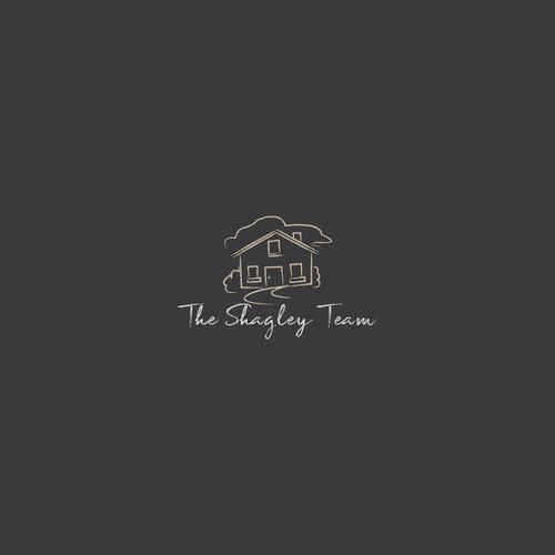 Feminine/Sophisticated logo for real estate team