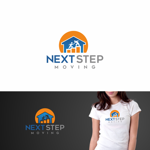 In contest New moving company with awesome app needs a kick ass logo!