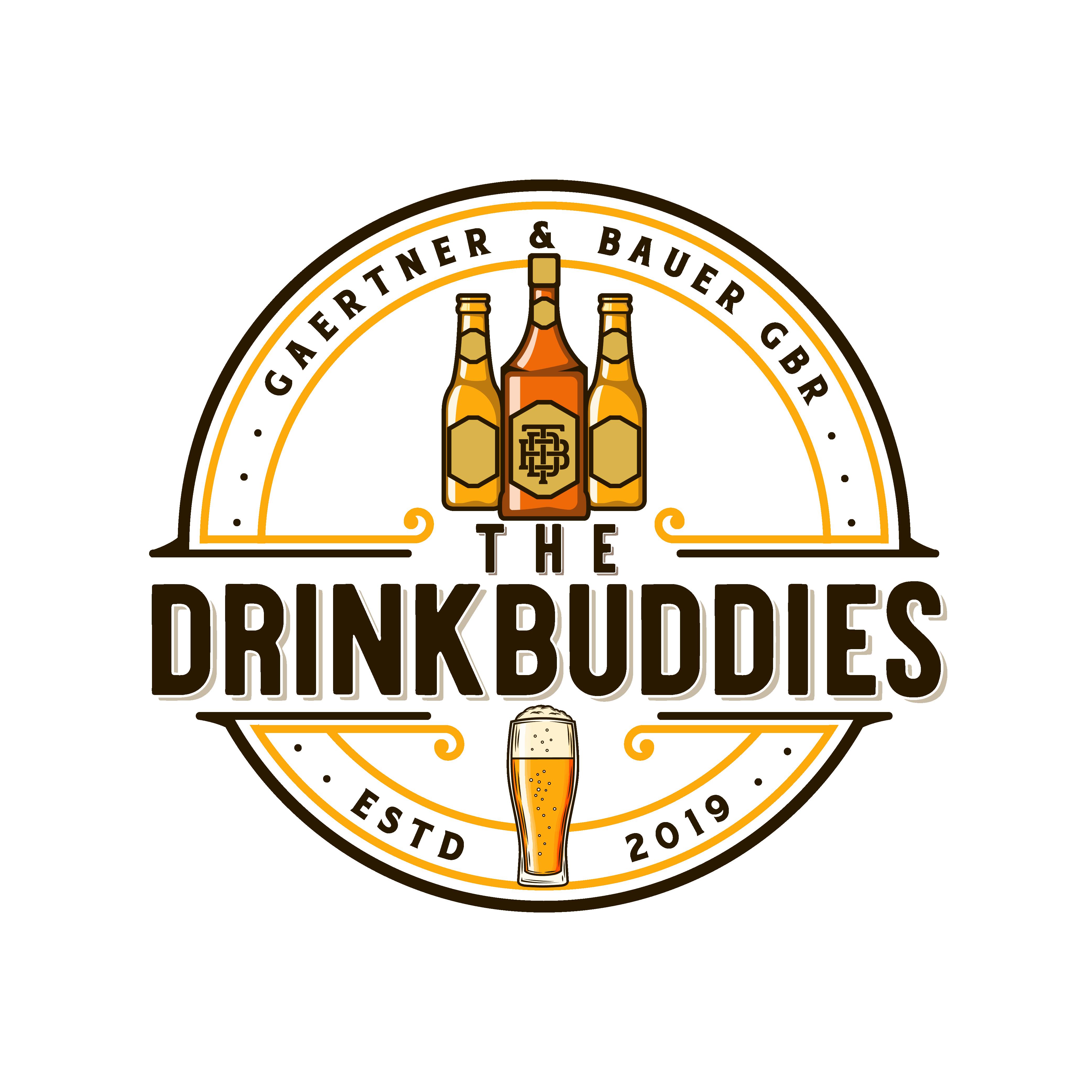 TheDrinkbuddies braucht ein aussagekräftiges Logo