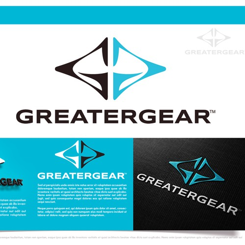 Create the next logo for GreaterGear