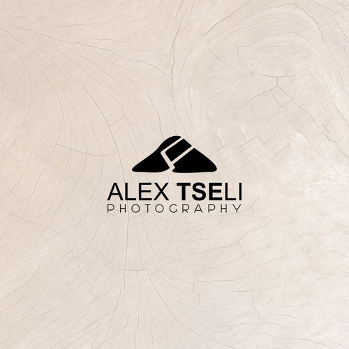Simple logo for Photographer