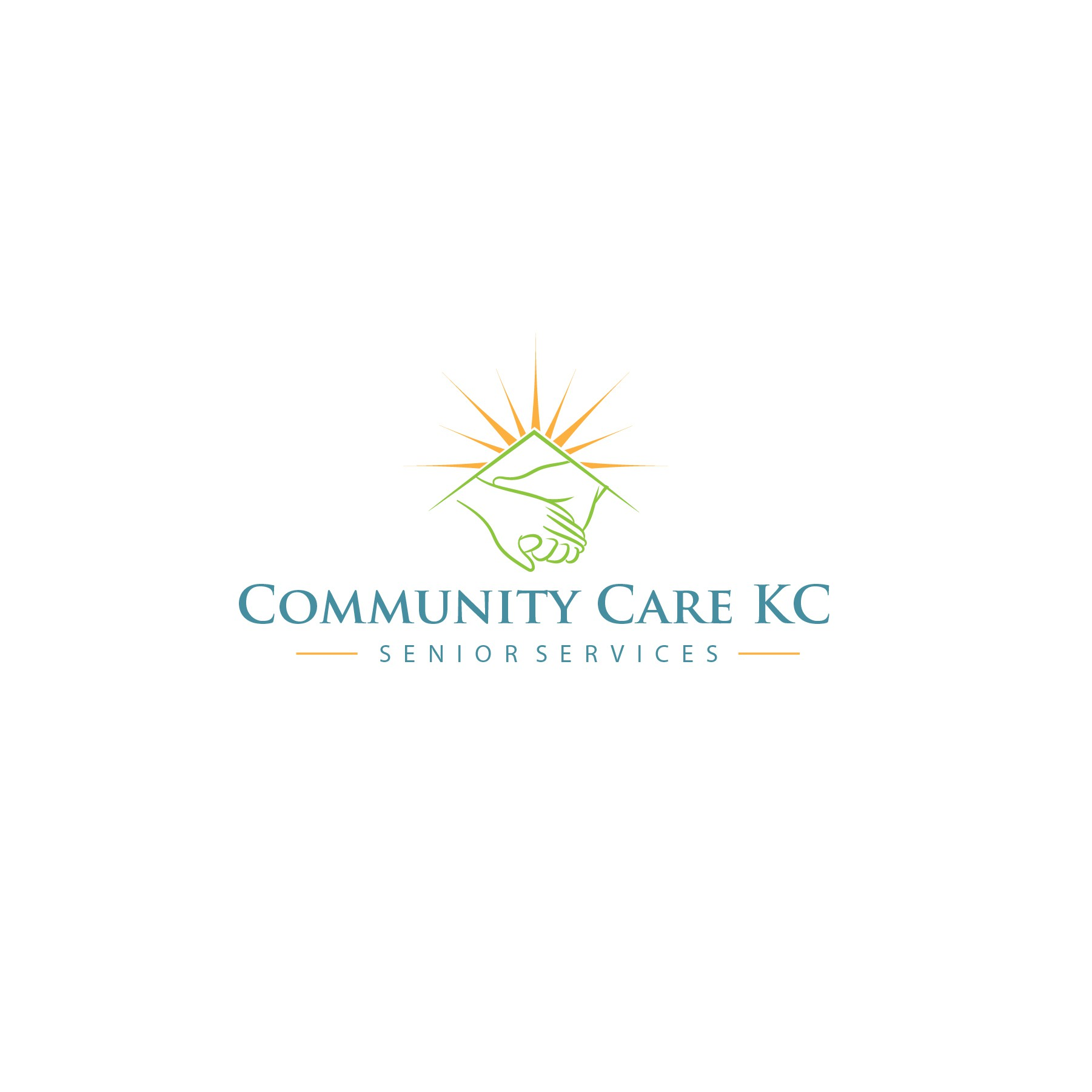 Community Care KC is a new player on the Home Care market and needs an eye catching logo