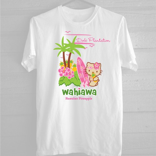 dole plantation t shirt