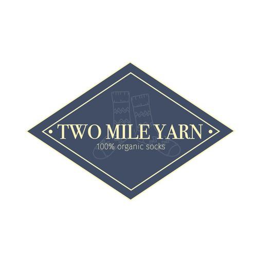 Two Mile Yarn Logo